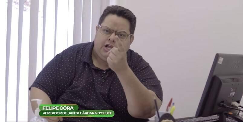 Justiça manda vereador bolsonarista excluir vídeo com ataque à vereadora de Americana