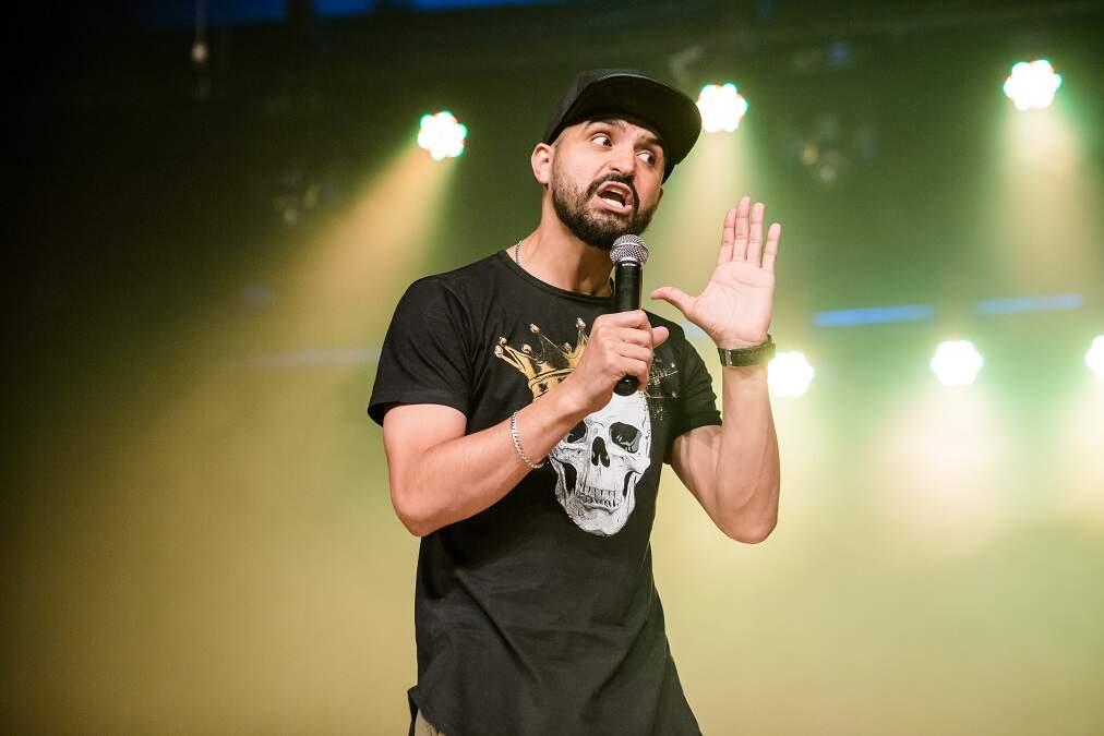 Humorista Thiago Ventura traz stand-up 'Modo Efetivo' a Santa Bárbara