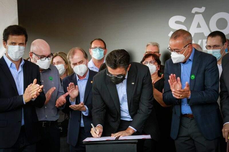 Hortolândia recebe R$ 3 milhões do governo estadual para investir no Hospital Municipal