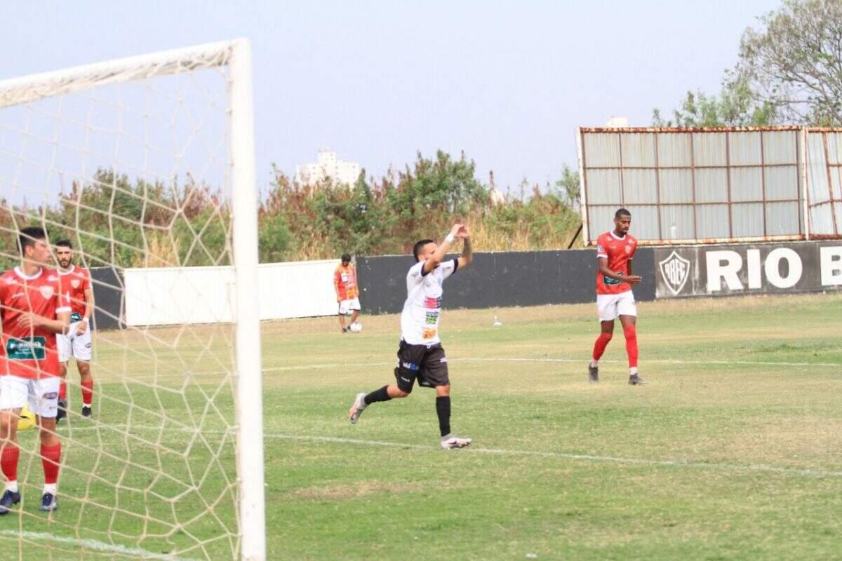Rio Branco faz 2 a 0 contra o Mogi e chega a 5 jogos de invencibilidade