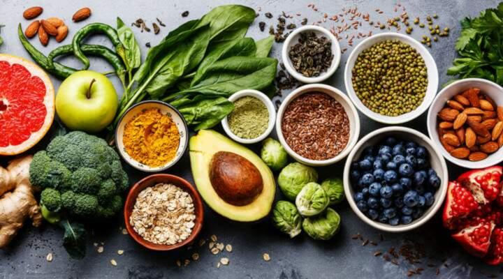 10 alimentos que auxiliam na manutenção do organismo