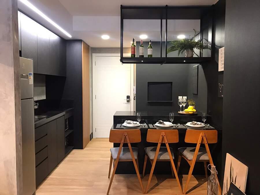 Microespaços: decoração pode tornar espaço mais funcional