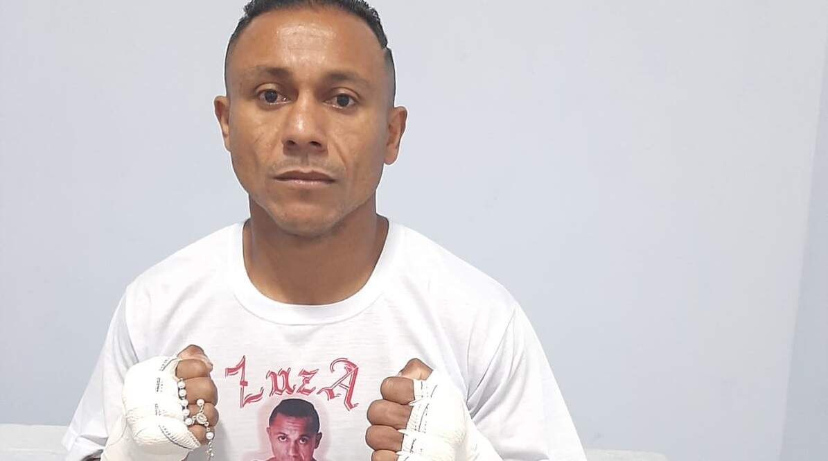 Antonio Zuza, de Santa Bárbara, perde por pontos em sua volta ao ringue