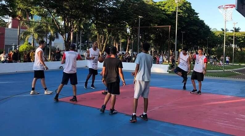 Torneio beneficente de basquete 3x3 movimenta o Zanaga em 7 de novembro