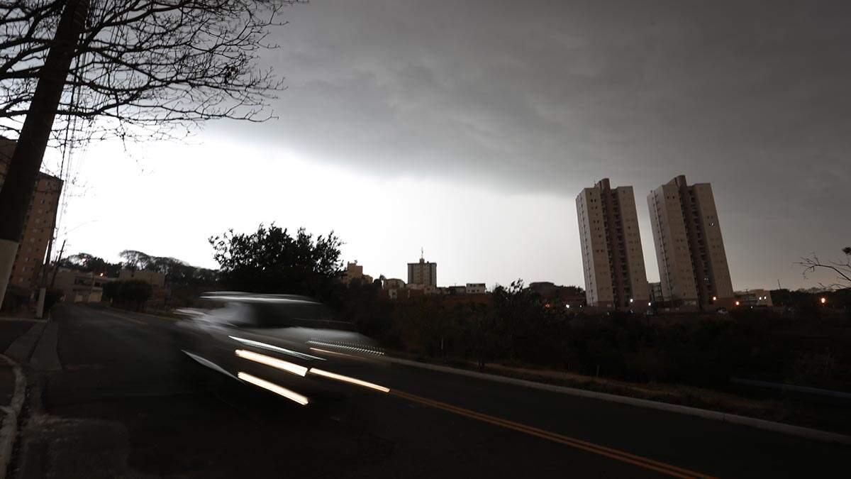 Defesa Civil emite alerta de chuvas intensas para os próximos dias na região de Campinas