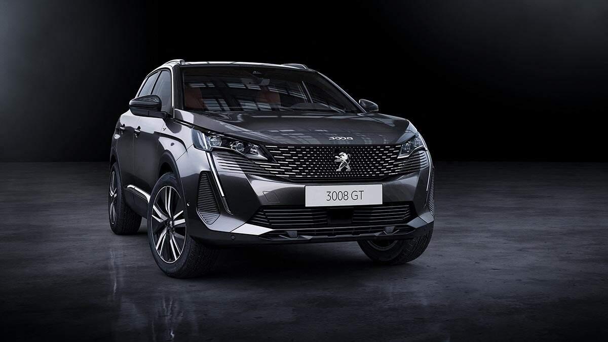 Peugeot 3008 adota design moderno, inspirado em seu 'irmão' 208