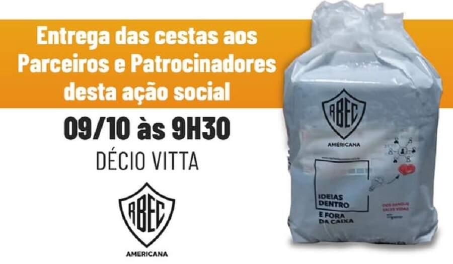Rio Branco distribui 600 cestas básicas neste sábado, no Décio Vitta