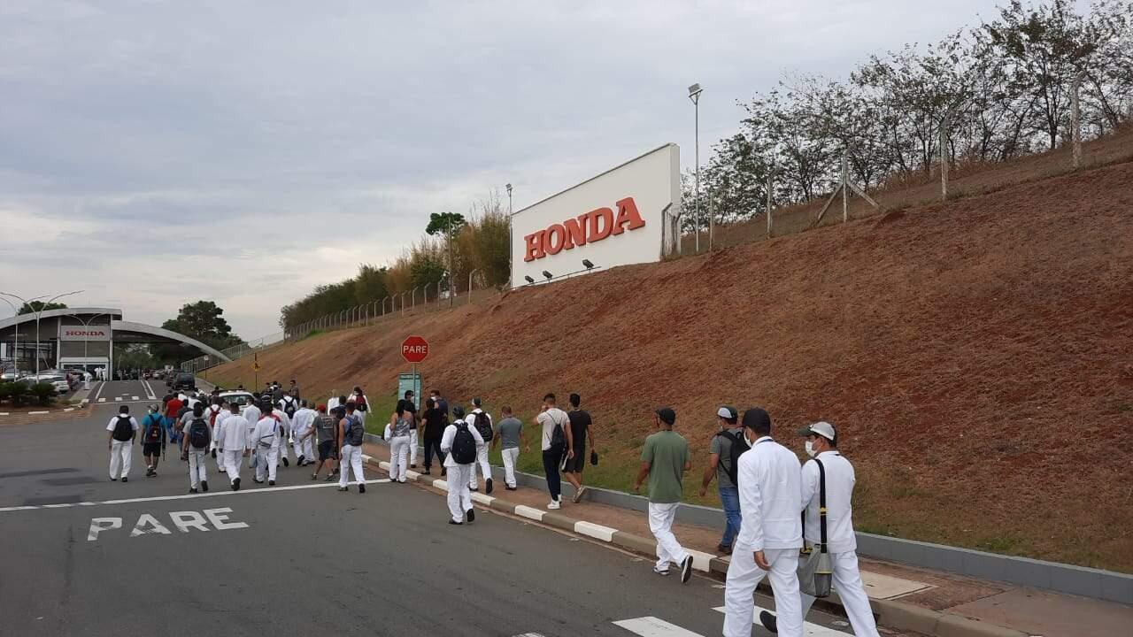 Honda encerra Programa de Demissão Voluntária em Sumaré e Itirapina